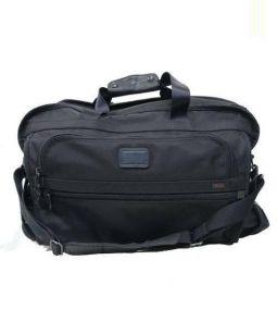 TUMI(トゥミ)の古着「ライトウェイトキャリーオンダッフルバッグ」|ブラック
