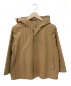 Le minor(ルミノア)の古着「フーデッドジャケット」 ベージュ