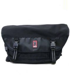 CHROME(クローム)の古着「メッセンジャーバッグ」|ブラック