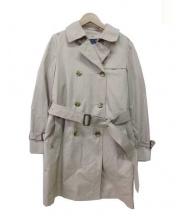 SLOBE IENA(スローブ・イエナ)の古着「ライナー付トレンチコート」|ベージュ