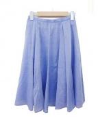 TOCCA(トッカ)の古着「フレアスカート」|ブルー