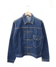 LEE(リー)の古着「カウボーイデニムジャケット」|インディゴ