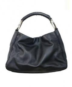 SAZABY(サザビー)の古着「エートートハンドバッグ」|ブラック