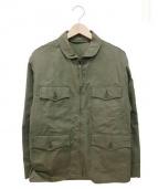 ANATOMICA(アナトミカ)の古着「ミリタリージャケット」|カーキ