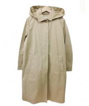BEAUTY&YOUTH(ビューティアンドユース)の古着「ライナー付ステンカラーコート」|ベージュ