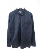 DAMIR DOMA(ダミールドーマ)の古着「シャツ」|ネイビー