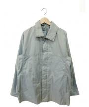 PLEATS PLEASE(プリーツ プリーズ)の古着「ナイロンジャケット」|玉虫色