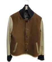 SLOWGUN(スロウガン)の古着「ブルゾン」|ブラウン