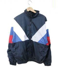 HALO TOKYO(ヘイロートウキョウ)の古着「ナイロンジャケット」 ネイビー