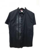 ato(アトウ)の古着「半袖シャツ」|ブラック