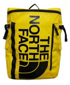 THE NORTH FACE(ザノースフェイス)の古着「BCヒューズボックス」|イエロー×ブラック