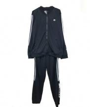 STARTER BLACK LABEL(スターター・ブラックレーベル)の古着「セットアップジャージ」|ブラック