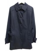 UNTITLED(アンタイトル)の古着「ステンカラーコート」