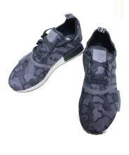 "adidas originals(アディダスオリジナル)の古着「NMD R1 ""Camo""」 ブラック"
