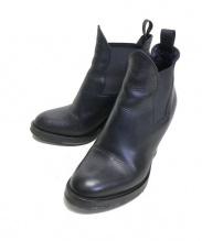Acne(アクネ)の古着「サイドゴアブーツ」|ブラック