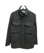 FIDELITY(フェデリティー)の古着「M65ウールフィールドジャケット」|オリーブ