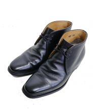SCOTCH GRAIN(スコッチグレイン)の古着「ショートブーツ」|ブラック