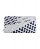 LACOSTE(ラコステ)の古着「長財布」|ホワイト