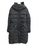 ZARA(ザラ)の古着「ダウンコート」|ブラック