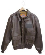 COOPER(クーパー)の古着「A-2フライトジャケット」