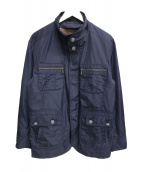 RING JACKET(リングジャケット)の古着「ナイロンジャケット」|ネイビー