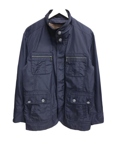 RING JACKET(リングジャケット)RING JACKET (リングジャケット) ナイロンジャケット サイズ:Lの古着・服飾アイテム
