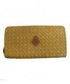 CLEDRAN(クレドラン)の古着「長財布」|キャメル