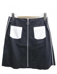 MARY QUANT(マリークヮント)の古着「BOXスカート」