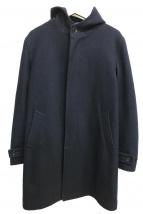 FIDELITY(フィデリティ)の古着「フーデッドコート」