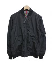 ALPHA INDUSTRIES(アルファ インダストリーズ)の古着「MA-1ジャケット」