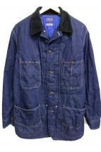 BLUE BLUE(ブルーブルー)の古着「カバーオール」