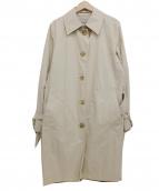 MARGARET HOWELL(マーガレットハウエル)の古着「ステンカラーコート」