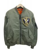 AVIREX(アヴィレックス)の古着「MA-1ジャケット」