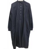 GRANDMA MAMA DAUGHTER(グランマママドーター)の古着「シャツワンピース」