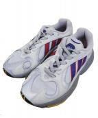 adidas(アディダス)の古着「YUNG-1 ヤングワン スニーカー」|グレー