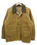 FILSON(フィルソン)の古着「Tin Cloth Field Coat 」