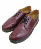 Dr.Martens(ト゛クターマーチン)の古着「ENGLAND MADE 3HOLE」|ボルドー