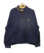 NAUTICA(ノーティカ)の古着「リバージブルジップジャケット」|ネイビー