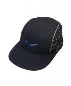 SUPREME×NIKE(シュプリーム × ナイキ)の古着「Boucle Running Hat」|ブラック