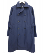 THE NORTH FACE(ザノースフェイス)の古着「ALPHADRY HYVENT Long Trench Co」