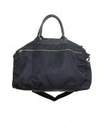 Felisi(フェリージ)の古着「2WAYボストンバッグ」|ブラック