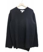COMME des GARCONS SHIRT(コムデギャルソンシャツ)の古着「Vネックニット」