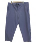 UMIT BENAN(ウミットベナン)の古着「イージーワイドパンツ」|ネイビー