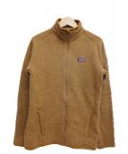 Patagonia(パタゴニア)の古着「Ws Better Sweater Jacket」|ブラウン