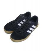 adidas(アディダス)の古着「CITY CUPE BLACK/GUM」|ブラック