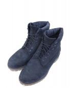 Timberland(ティンバーランド)の古着「ブーツ」|ネイビー