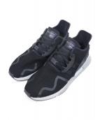 adidas originals(アディダスオリジナル)の古着「ローカットスニーカー」|ブラック×ホワイト
