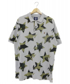A BATHING APE(ア ベイシング エイプ)の古着「ポロシャツ」 グレー