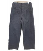 SASQUATCHfabrix.(サスクワッチ ファブリックス)の古着「XXXL CHINO PANTS」 ブラック