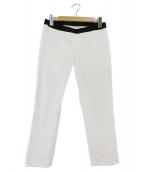 M・Fil(エムフィル)の古着「パンツ」|ホワイト